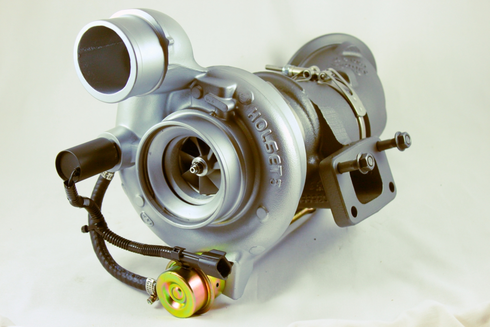 HOLSET TURBOCHARGER FOR 2004.5 – 2006 DODGE CUMMINS 5.9L – NEW (NOT REMANUFACTURED)