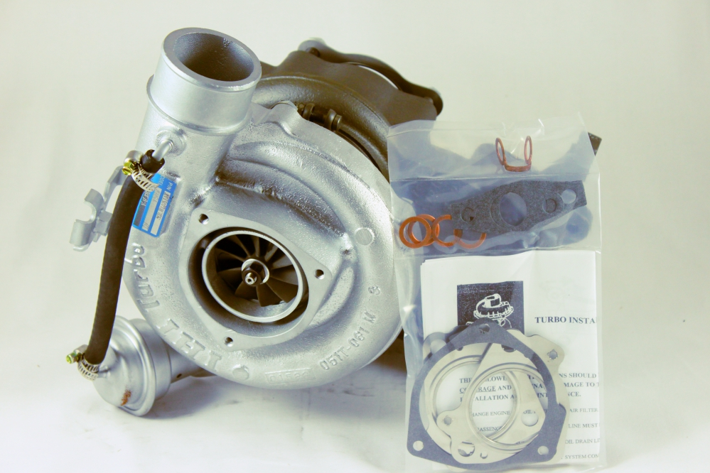 Buy Replacement Chevy Duramax Turbochargers OEM / REMAN