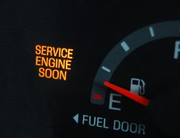 Service engine light