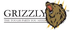 Grizzly Built Logo